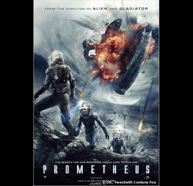 Prometheus : une suite sous forme de comics