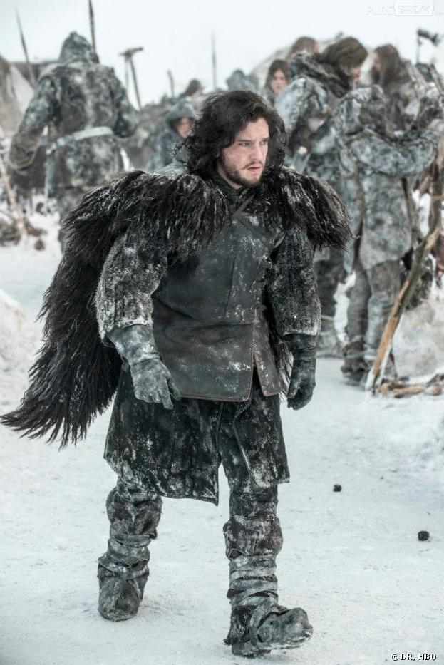 Kit Harington de Game of Thrones se déshabille (un peu) dans son prochain film
