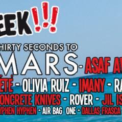 Le Festival Crazy Week du 16 au 20 juillet