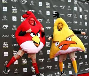 Angry Birds cartonne sur iPhone et tout le monde est content