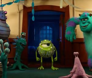 Monstres Academy : premier prequel de Pixar