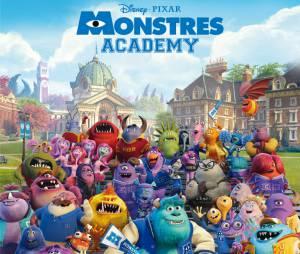 Monstres Academy : un casting vocal trois étoiles