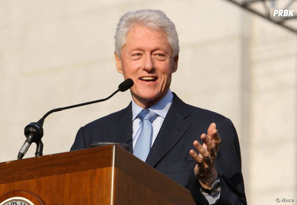 Bill Clinton passe l'éponge sur les insultes de Justin Bieber