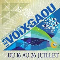 Les Voix du Gaou du 16 au 26 juillet
