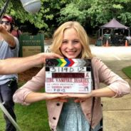 The Vampire Diaries saison 5 : première photo de tournage et nouveaux persos (SPOILER)