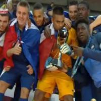 La France Championne du Monde de football... catégorie U20
