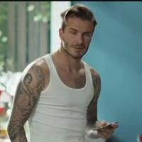 David Beckham : 6 fois plus de plaisir grâce à sa pub pour Sky Sports