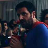 Superman, Batman... La gueule de bois délirante des super-héros par Suricate