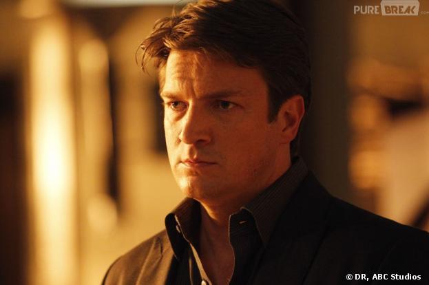 Castle saison 6 : Nathan Fillion fait la grève