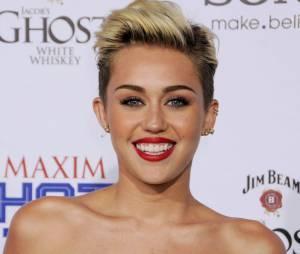Teen Choice Awards 2013 : Miley Cyrus, nommée dans la catégorie star de l'été et chanson de l'été avec We Can't Stop