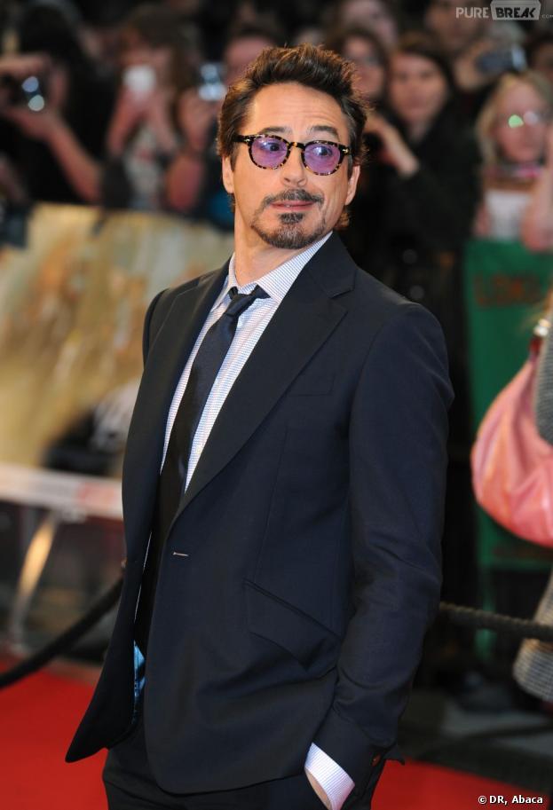 Robert Downey Jr : acteur le mieux payé selon Forbes, jackpot !