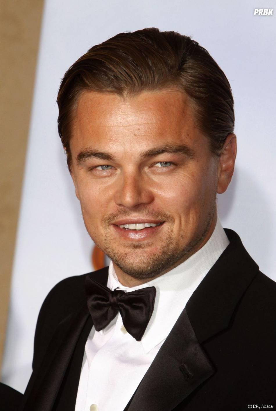 Leonardo Dicaprio 6ème dutop 10 des acteurs les mieux payés selon Forbes