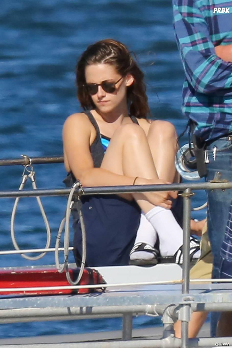 Kristen Stewart reprend le chemin des tournages le 17 juillet 2013