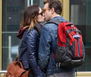Jason Sudeikis et Olivia Wilde : les deux amoureux sont toujours aussi passionnés