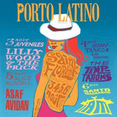 Porto Latino du 3 au 6 août