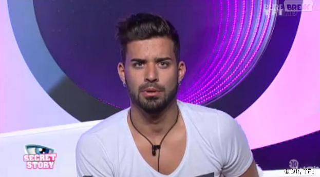Secret Story 7 : Vincent aurait agressé Florine