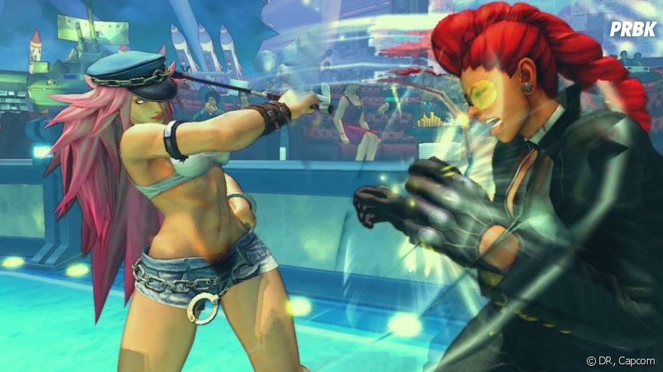 Street Fighter 5 : les persos de retour sur Xbox One