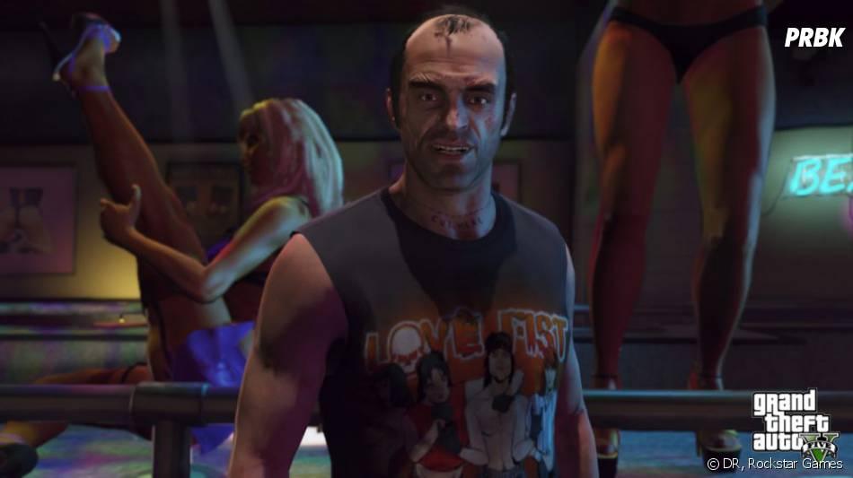 GTA 5 : Trevor s'octroie un peu de bon temps