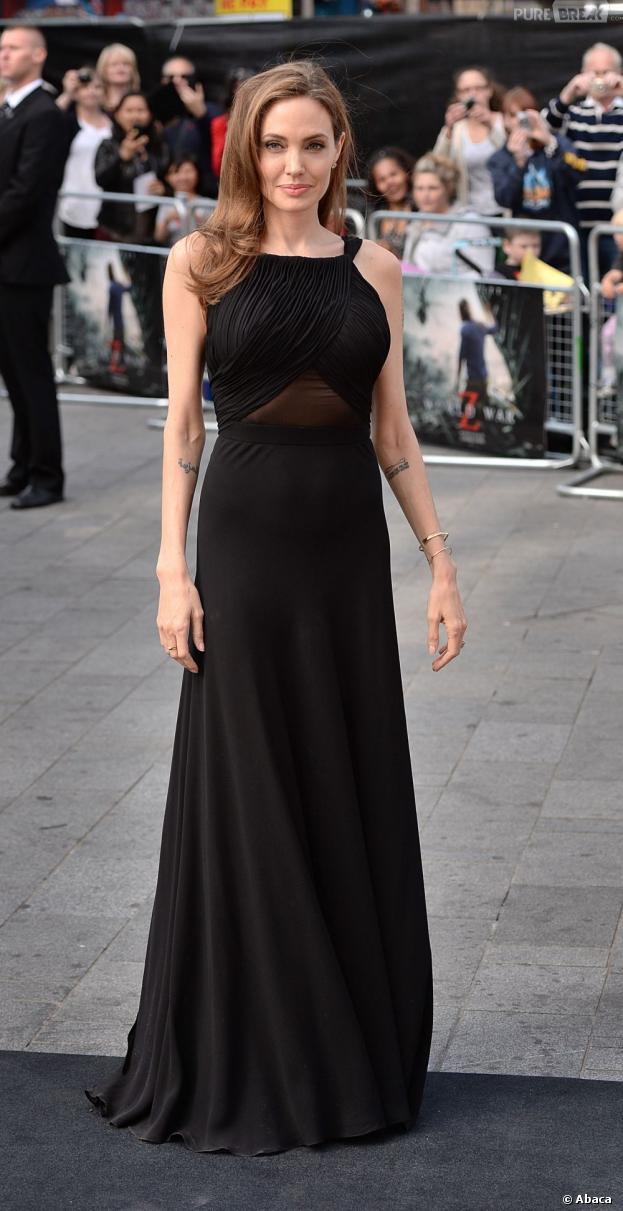 Angelina Jolie actrice la mieux payée d'Hollywood selon Forbes