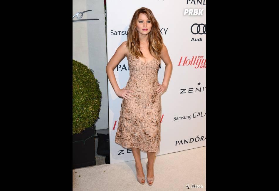 Jennifer Lawrence en deuxième position du classement Forbes des actrices les mieux payées d'Hollywood