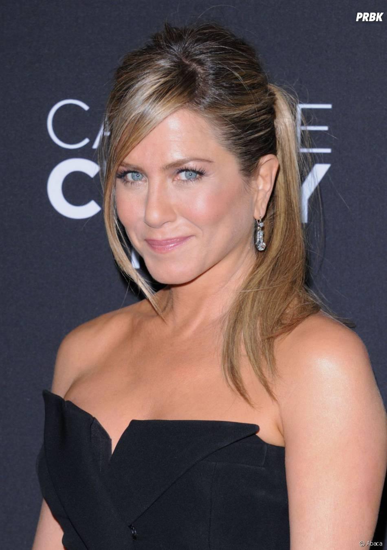 Jennifer Aniston en quatrième position du classement Forbes des actrices les mieux payées d'Hollywood