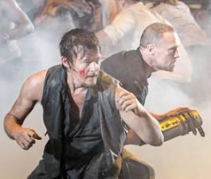 Walking Dead saison 3 : Merle et Daryl