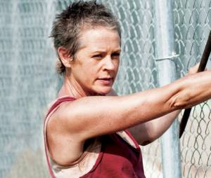 Walking Dead : Carol bien plus forte que tout le monde ne le pense