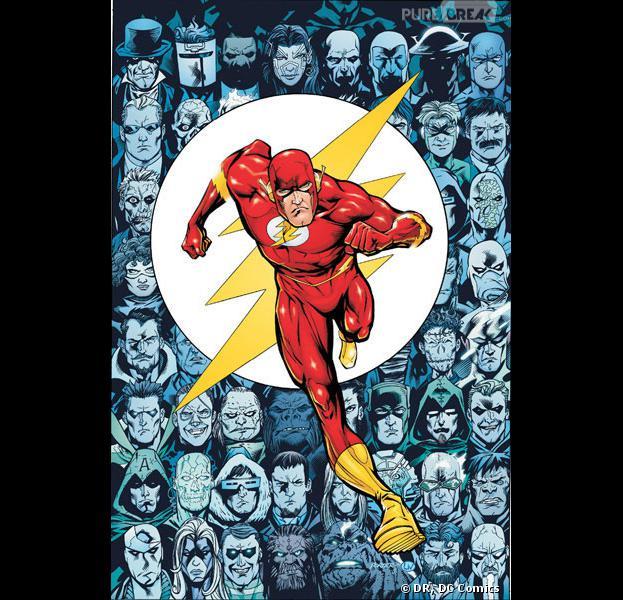 Flash bientôt héros d'une série dérivée d'Arrow