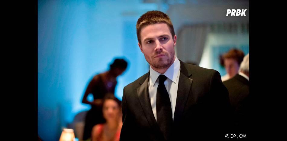 Arrow saison 2 : Stephen Amell de retour