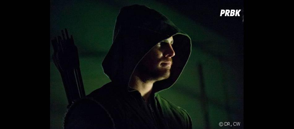 Arrow : une série dérivée présentée dans la saison 2