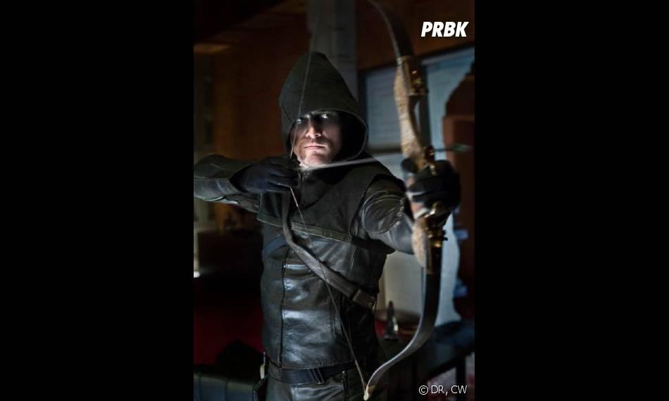 Arrow saison 2 introduiera le personnage de Flash