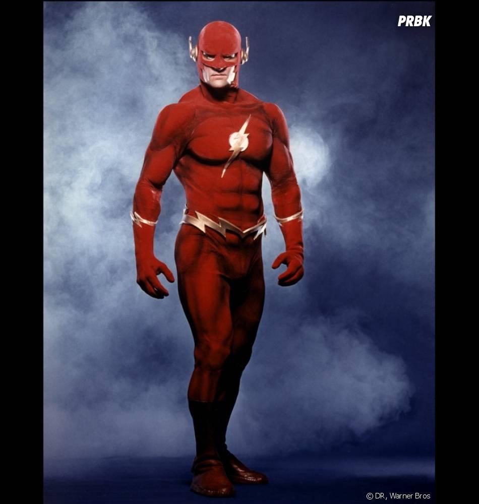 Flash déjà héros d'une série