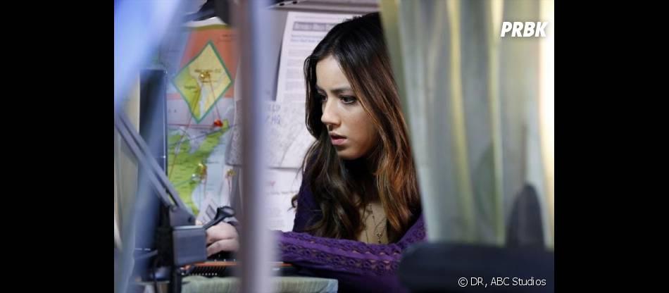 Agents of SHIELD saison 1 :Chloe Bennet