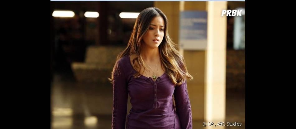 Agents of SHIELD saison 1 :Chloe Bennet dans le rôle de Skye