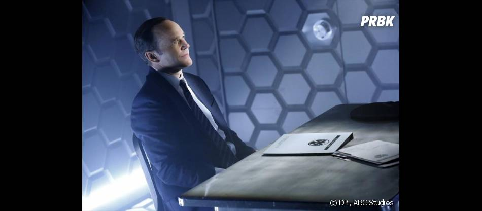 Agents of SHIELD saison 1 : Clarg Gregg