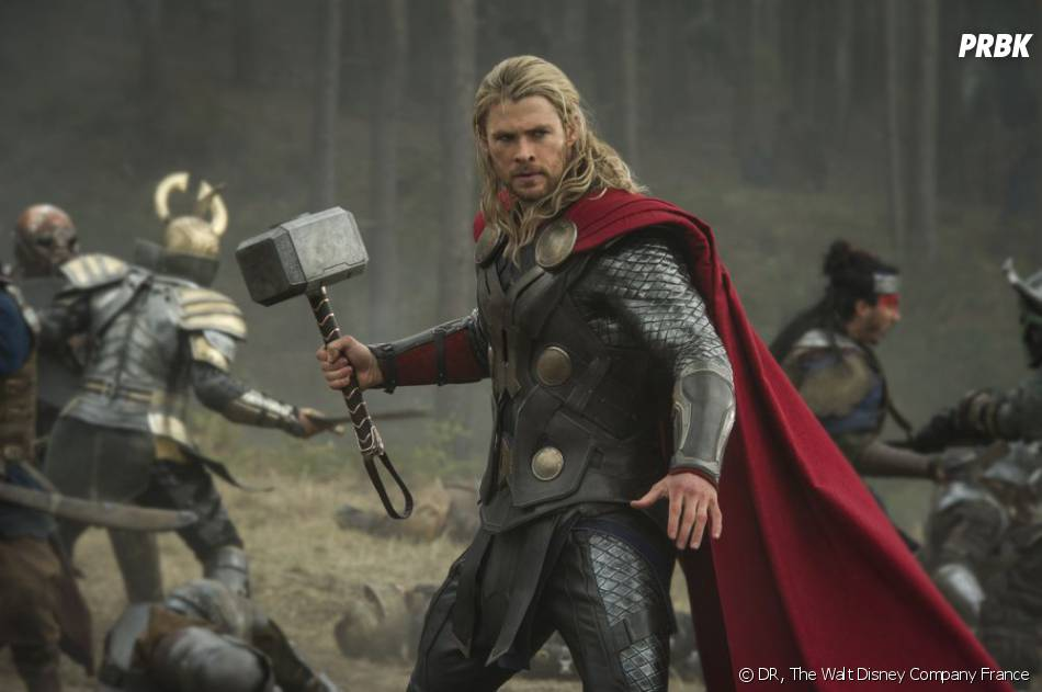 Chris Hemsworth s'est fait connaître avec son rôle dans Thor