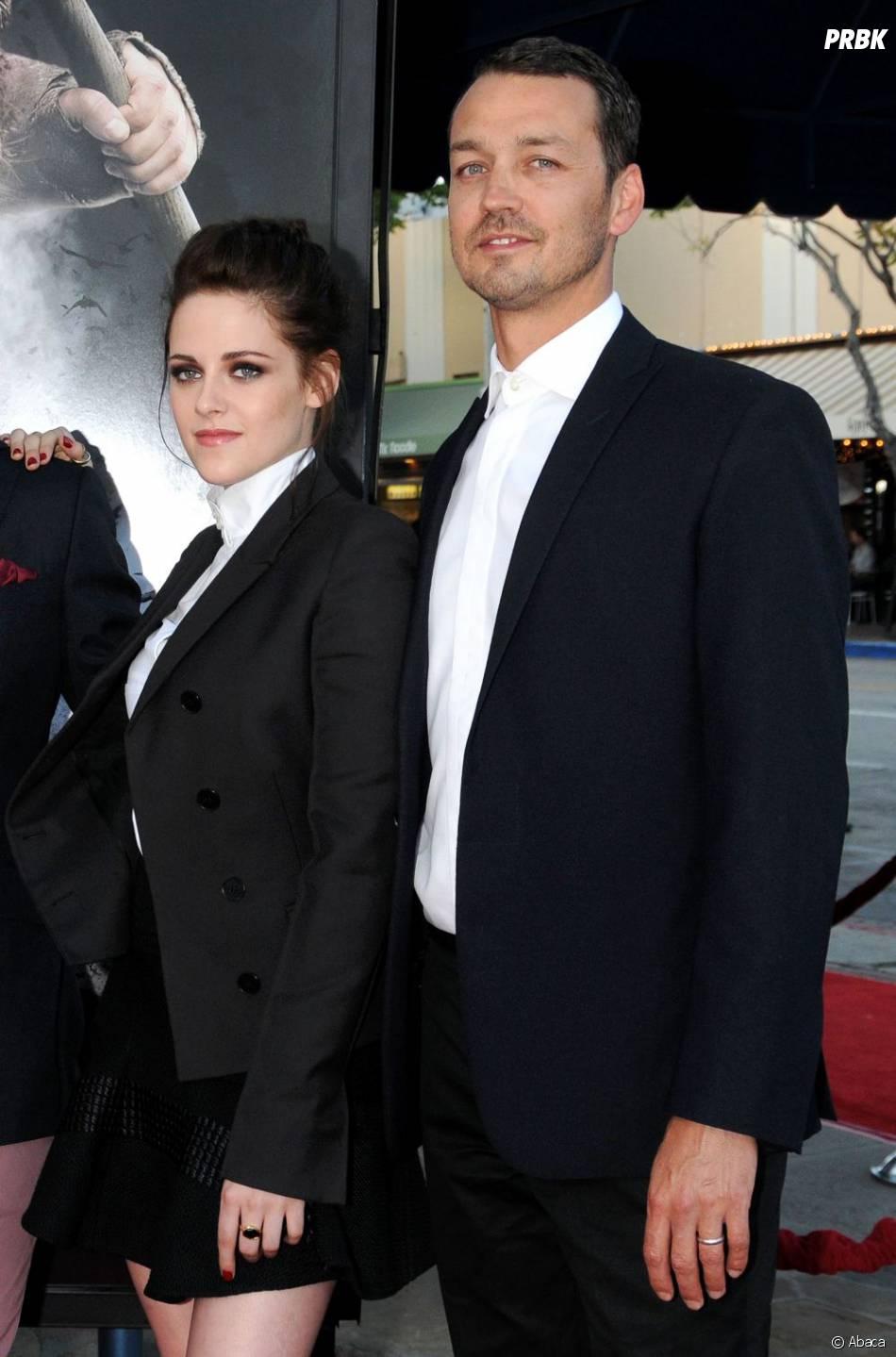 Kristen Stewart et Rupert Sanders : une aventure dévoilée par les photographes en juillet 2012