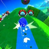 Sonic Lost World : trailer de gameplay, le hérisson bleu plus rapide que l'éclair