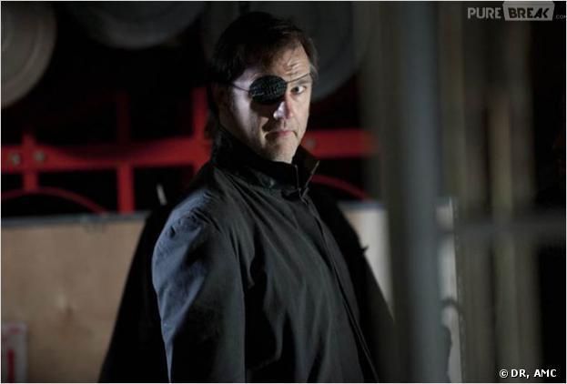 The Walking Dead saison 4 : David Morrissey se livre sur l'avenir des personnages