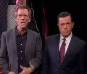 Daft Punk : la chorégraphie délirante du Colbert Show sur Get Lucky