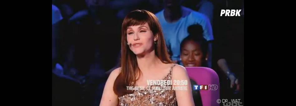 The Best, le meilleur artiste : Alessandra Martines sera-t-elle impressionnée par les talents de la soirée ?