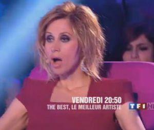 The Best, le meilleur artiste : Lara Fabian toujours aussi étonné par les performances.