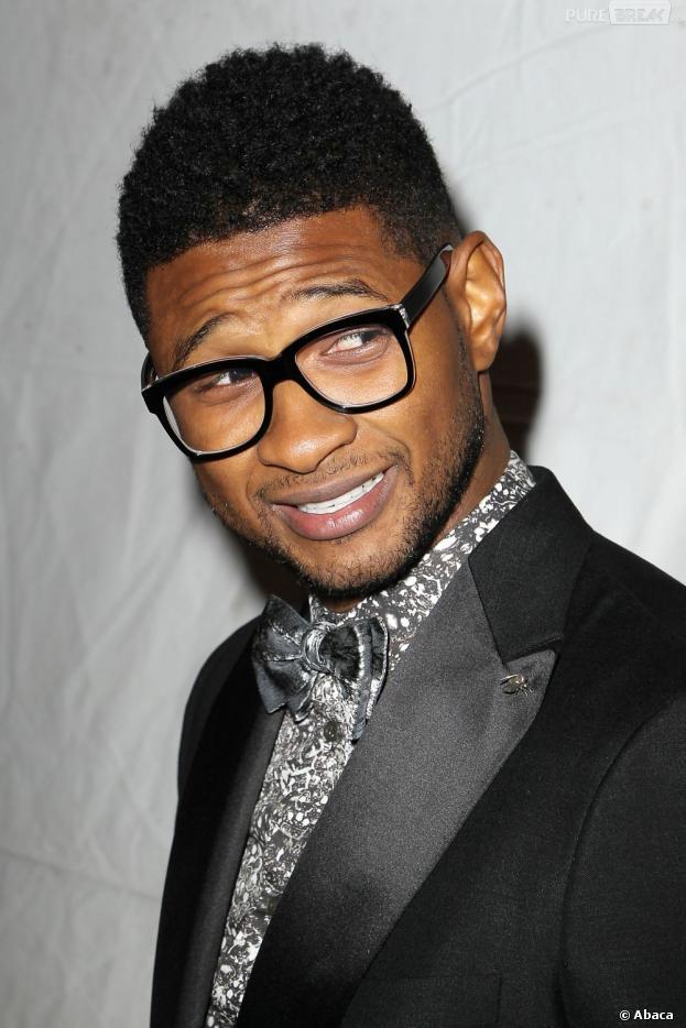 Usher : il conserve la garde de ses enfants