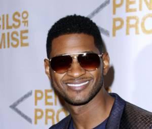Usher : ses deux enfants resteront chez leur papa