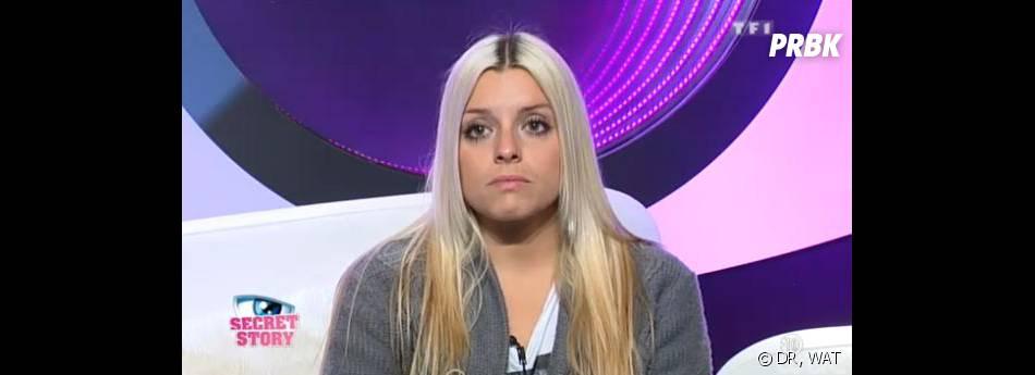 Secret Story 7 : Alexia a préféré prendre les devants en quittant Vincent.
