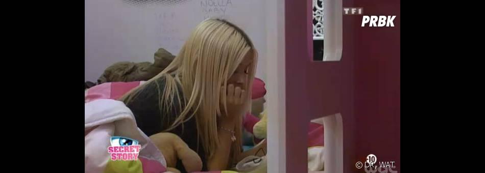 Secret Story 7 : Alexia en veut à Vincent pour être si peu touché par leur rupture.