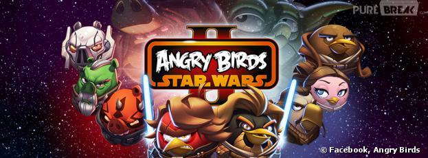 Angry Birds Stars Wars II