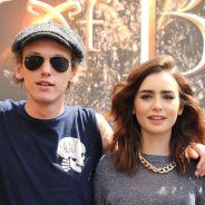 """Lily Collins et Jamie Campbell Bower amis malgré la rupture : """"Nous sommes très proches"""""""