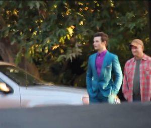 Une demande en mariage dans la saison 5 de Glee ?
