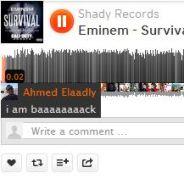 Eminem : Survival, un avant-goût de son nouvel album